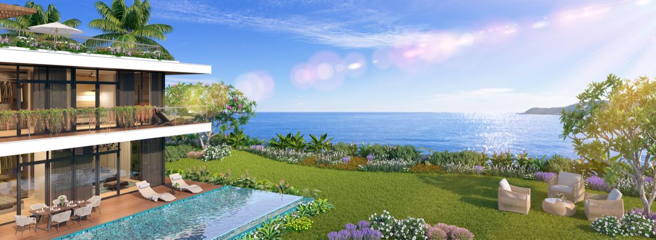 Hình ảnh The Maris senerity villa view biển