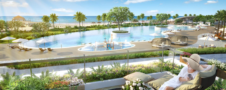 Hình ảnh The Maris view balcony villa