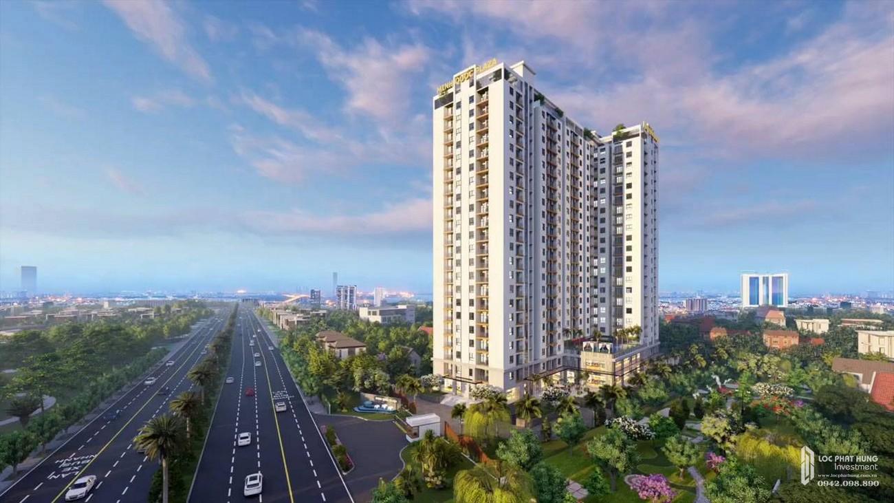 Giới thiệu dự án Minh Quôc Plaza