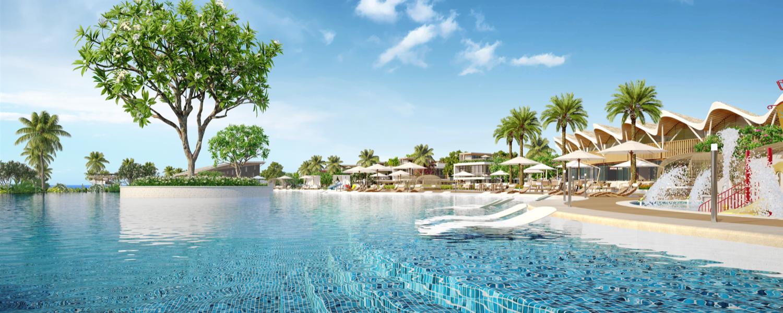Hình ảnh The Maris hồ bơi view beach club