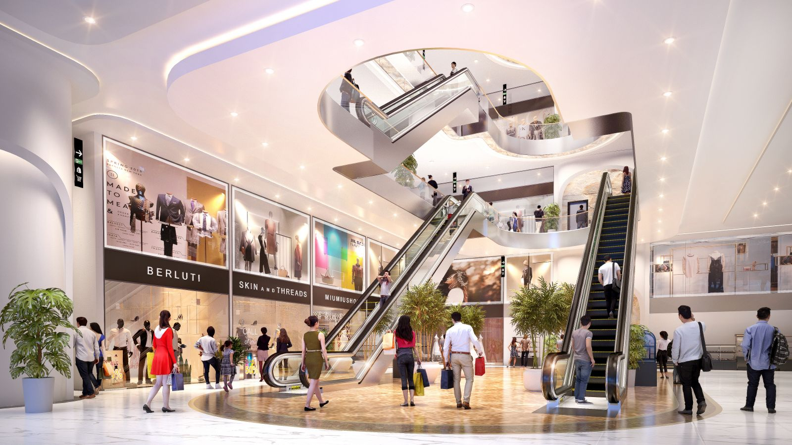 Trung tâm thương mại Asiana Đà Nẵng