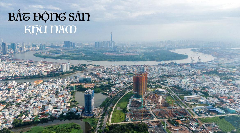 Nam Sài Gòn được quy hoạch nhiều dự án hạ tầng quy mô trên 5 tỷ USD.