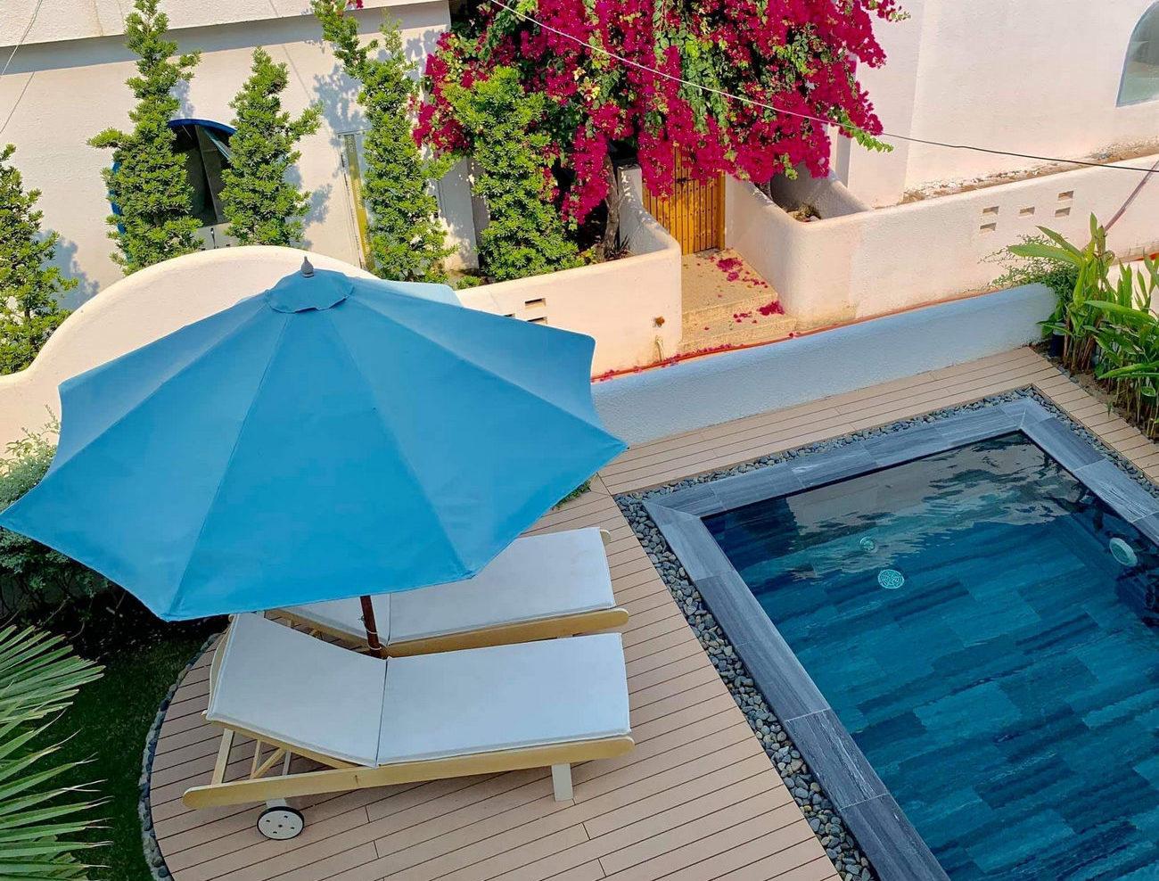 Nhà mẫu biệt thự dự án Cam Ranh Bay