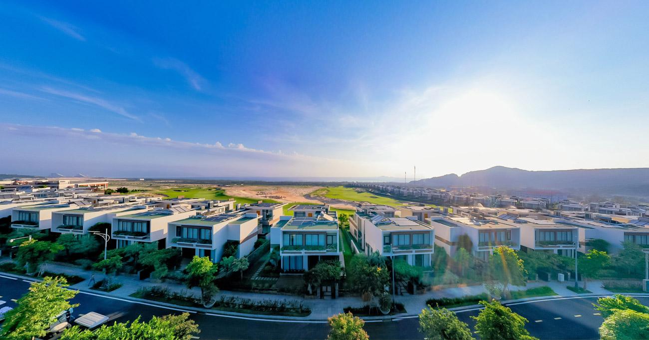 Phân khu Villa Para Draco KN Paradise đưa vào hoạt động và quản lý bởi Wyndham Grand