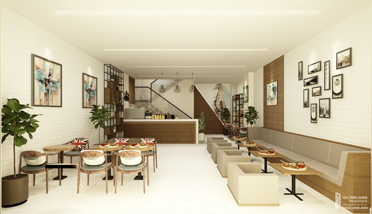 Nhà mẫu căn hộ nhà ở xã hội Golden City Tây Ninh chủ đầu tư INDOCHINA