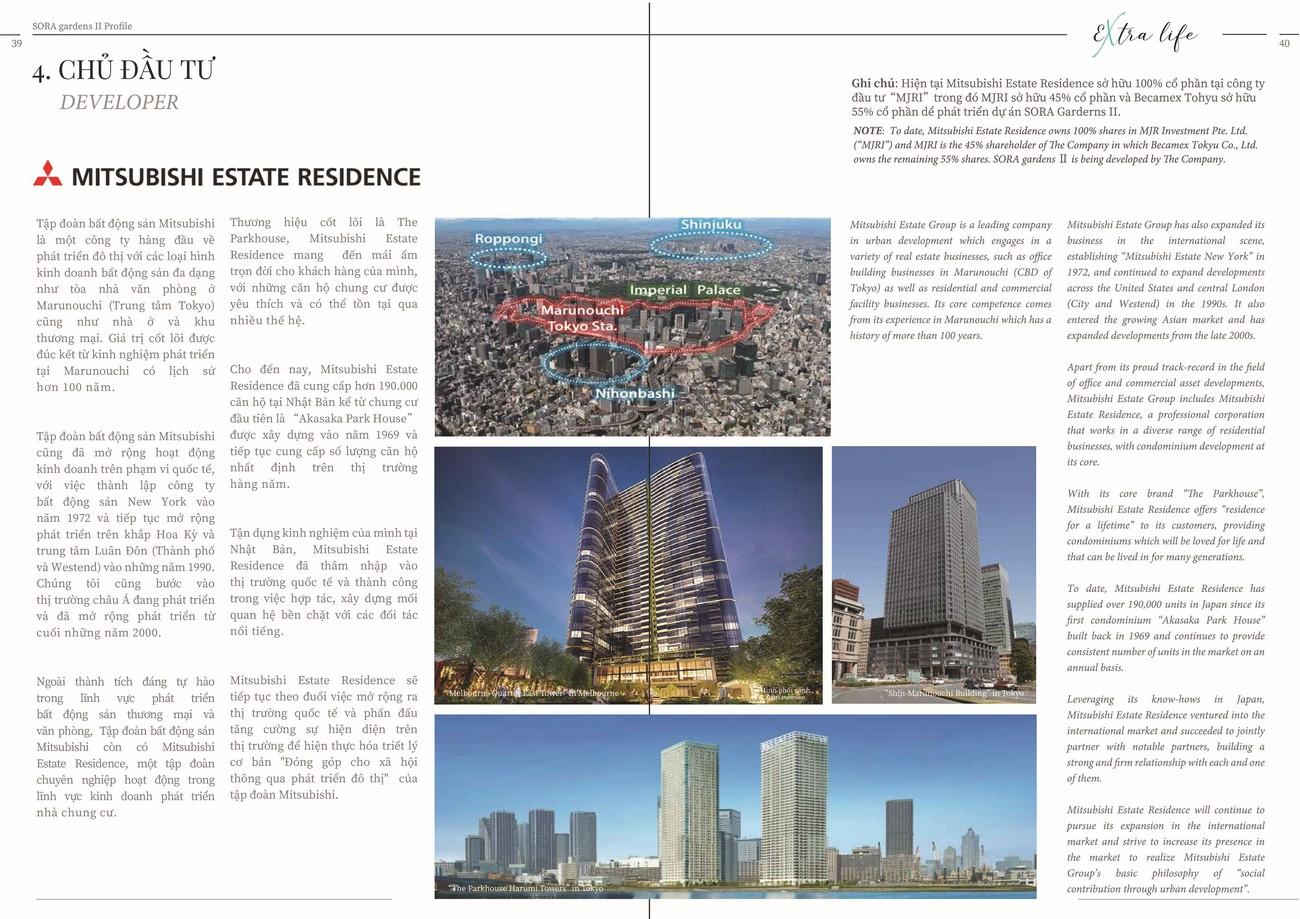 Chủ đầu tư dự án căn hộ chung cư Sora Gardens II Thủ Dầu Một Đường Hùng Vương chủ đầu tư BTMJR Investment