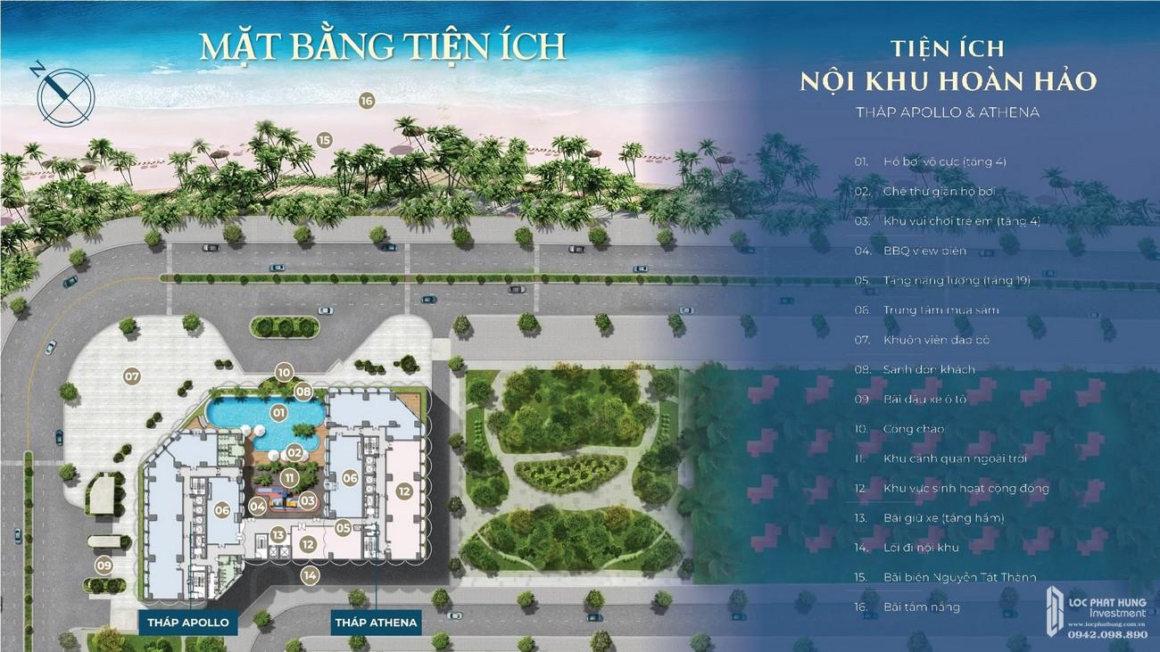 Tiện ích của dự án Asiana Đà Nẵng