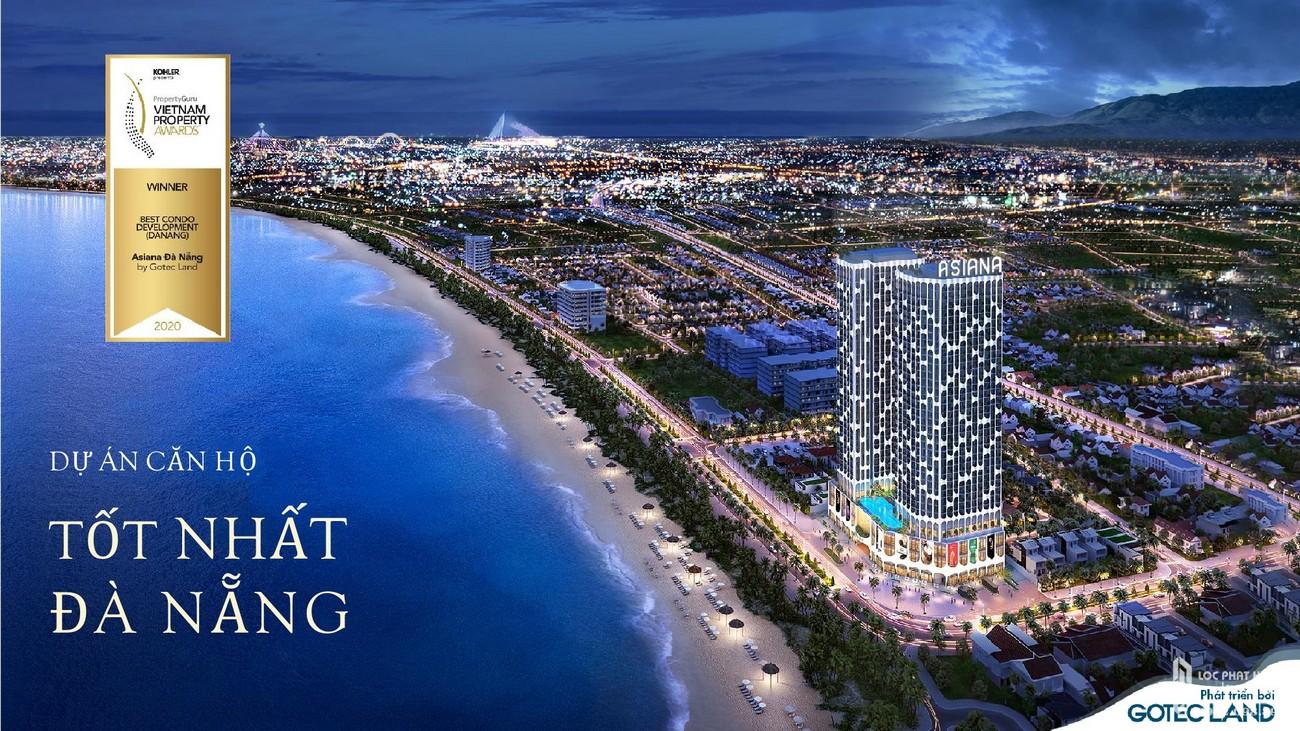 Căn hộ tốt nhất tại Đà Nẵng là dự án Asiana Đà Nẵng