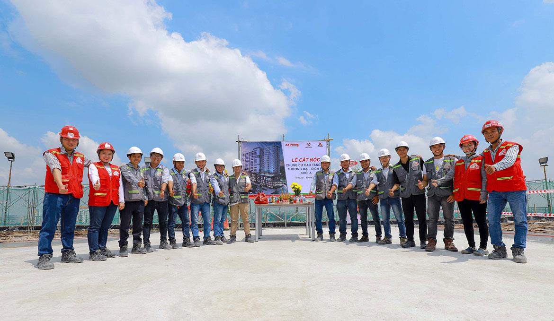 Đội ngũ xây dựng An Phong Construction