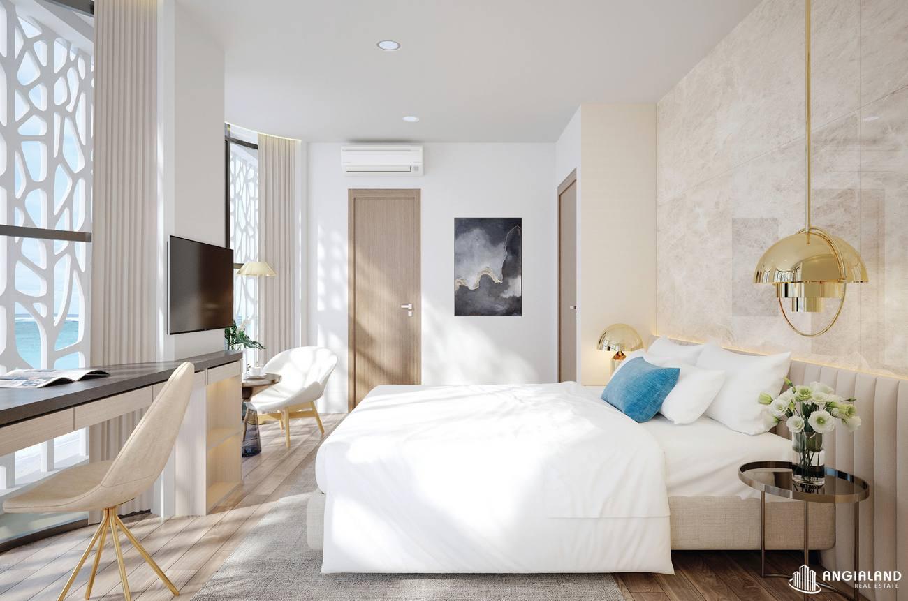 Thiết kế phòng ngủ 1 nhà mẫu 2 phòng ngủ Asian Đà Nẵng