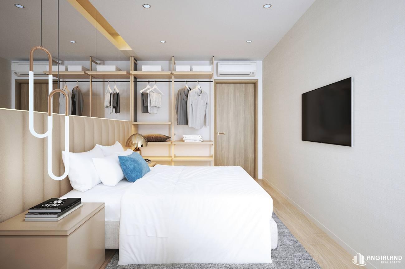 Thiết phòng ngủ 2 nhà mẫu 2 phòng ngủ Asian Đà Nẵng