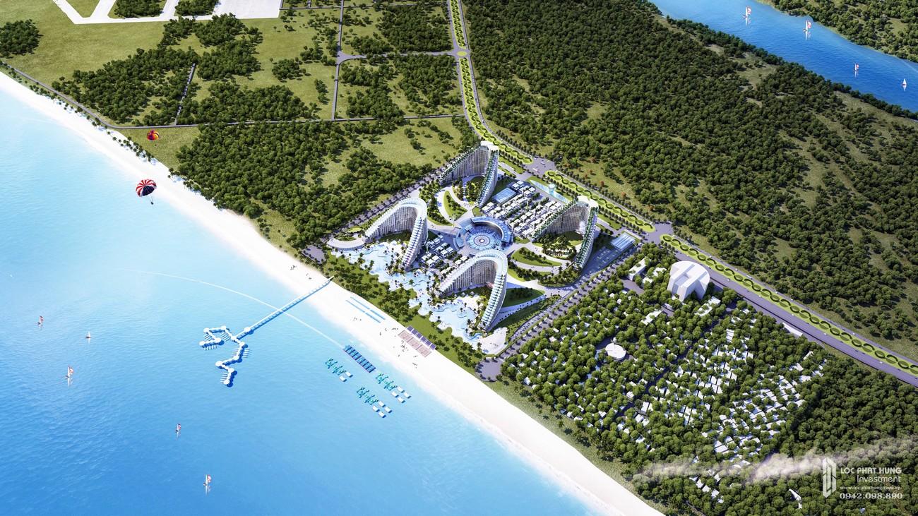 Giới thiệu dự án condotel Arena Cam Ranh