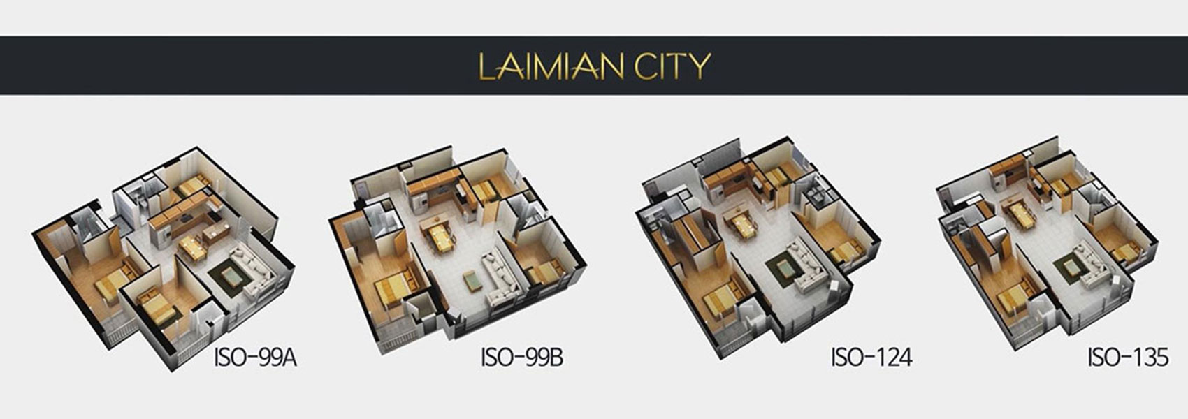 Thiết kế căn hộ Laimian City quận 2