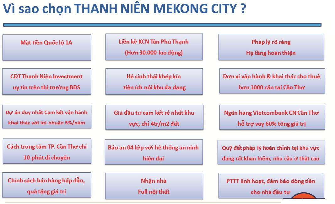 Có nên mua Thanh Niên Mekong City