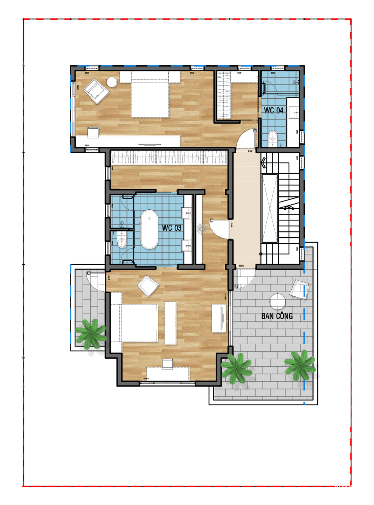 Thiết kế dự án nhà phố biệt thự Senturia Nam Sài Gòn