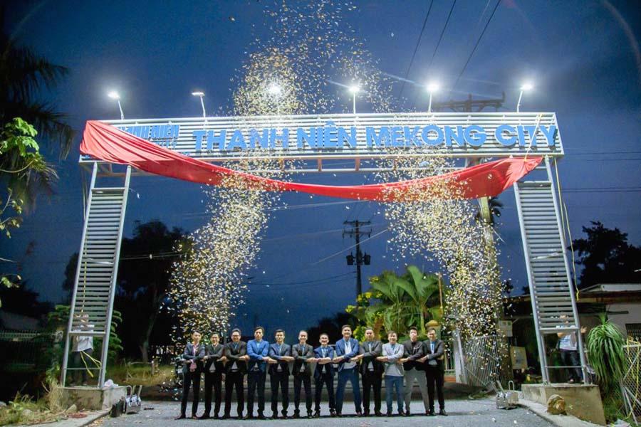 Mở bán Dự án Thanh Niên Mekong City