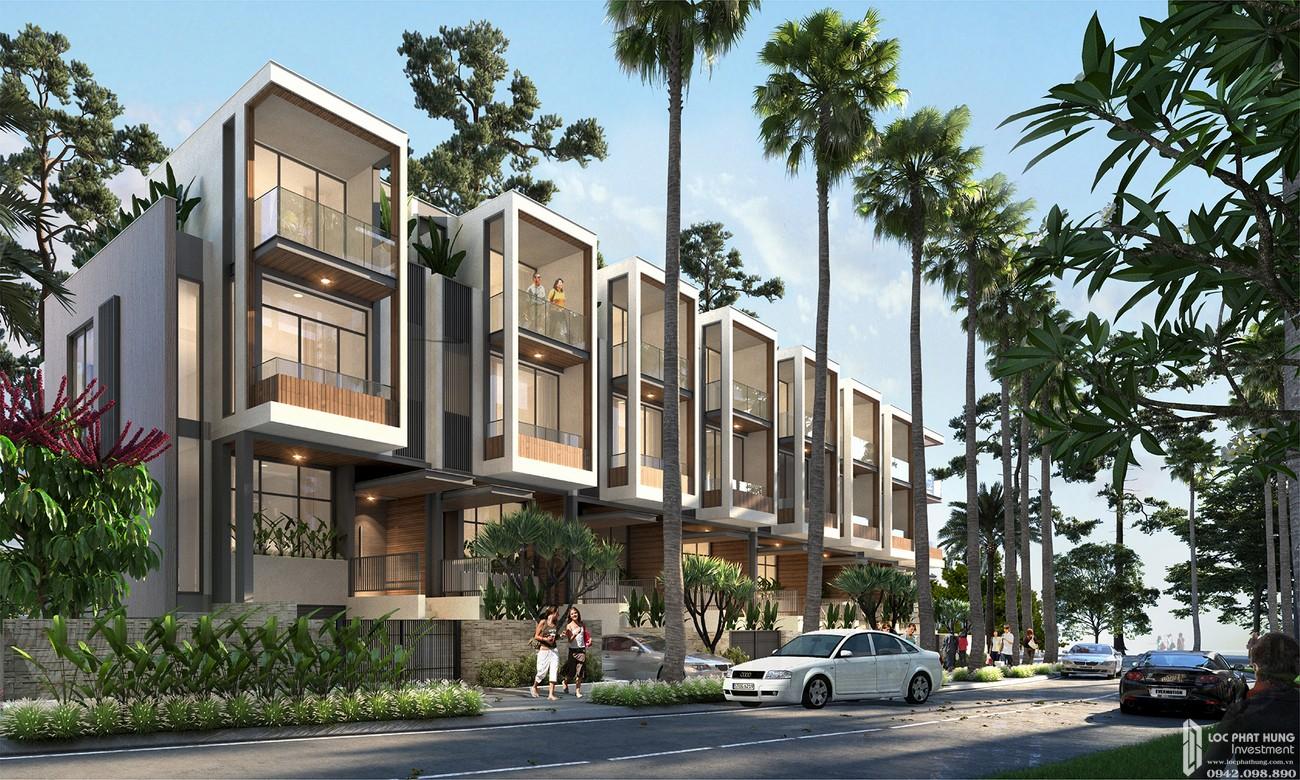 Nhà mẫu shophouse dự án Mũi Né Summer Land Đường Võ Nguyên Giáp chủ đầu tư Hưng Lộc Phát