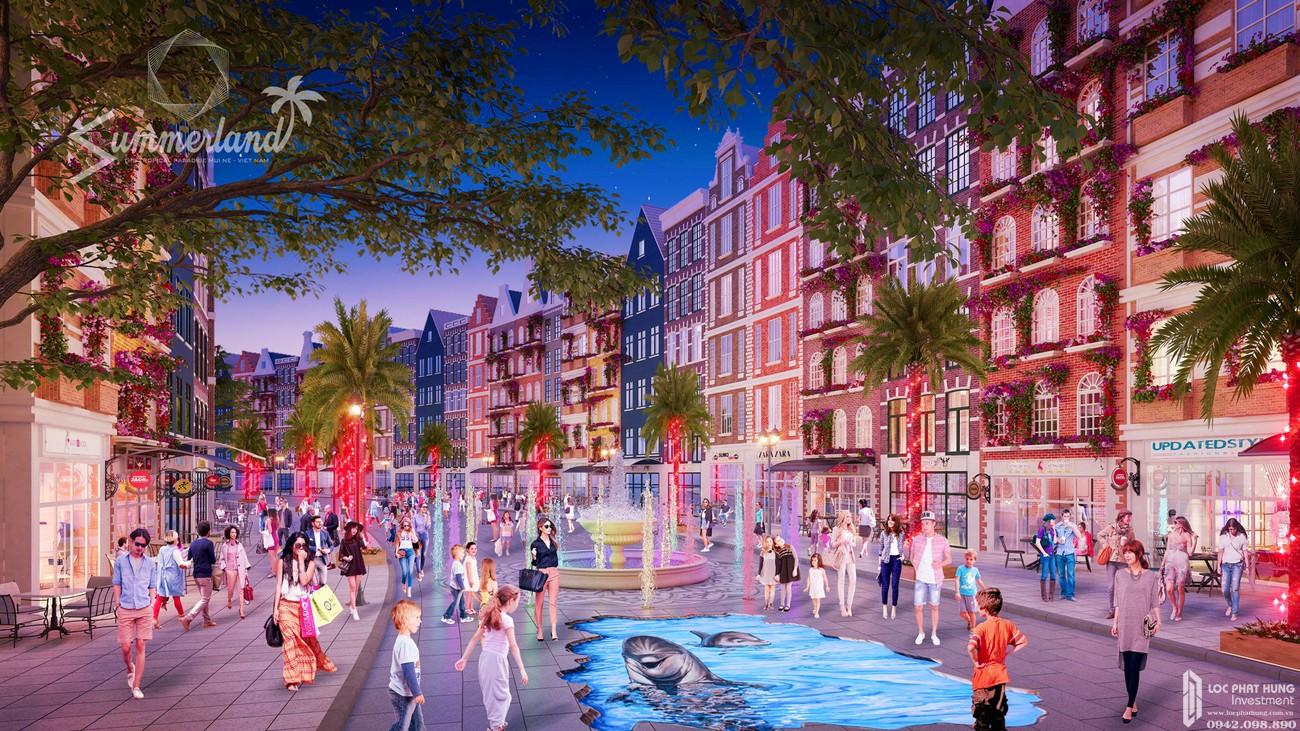 TIện ích dự án condotel Mũi Né Summer Land Đường Võ Nguyên Giáp chủ đầu tư Hưng Lộc Phát
