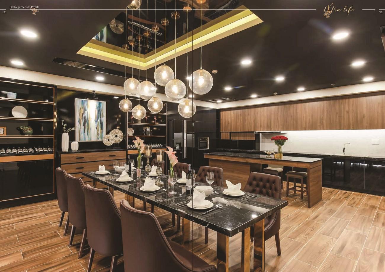 Nhà mẫu dự án căn hộ chung cư Sora Gardens II Thủ Dầu Một Đường Hùng Vương chủ đầu tư BTMJR Investment