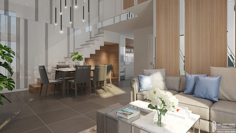 Nhà mẫu dự án căn hộ chung cư The PegaSuite II Quận 8 Đường Tạ Quang Vũ chủ đầu tư Phú Gia Quận 8
