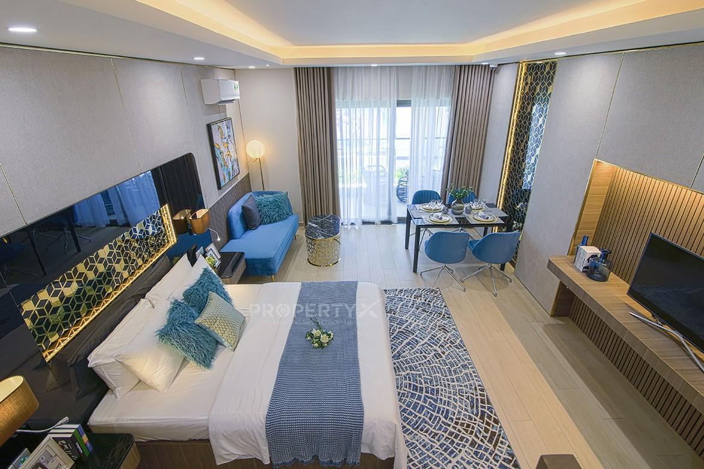 Nhà mẫu loại 1 phòng ngủ dự án Grand Center Quy Nhơn