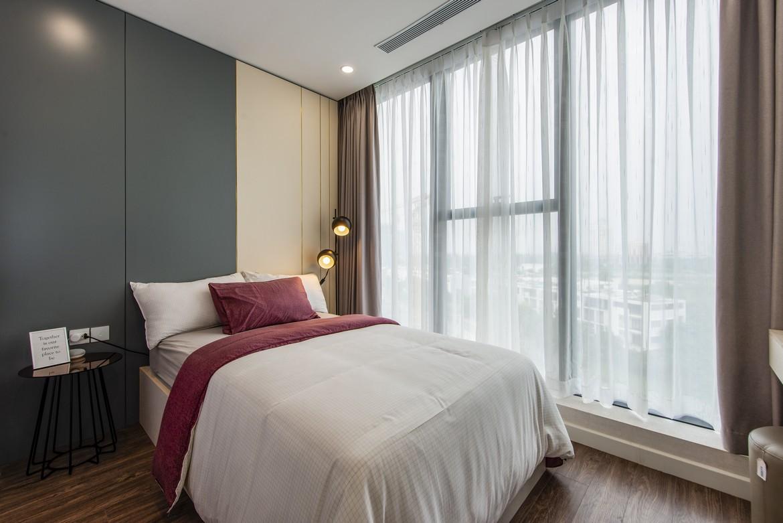 Nhà mẫu căn hộ Sunshine Horizon Quận 2 loại 2 phòng ngủ