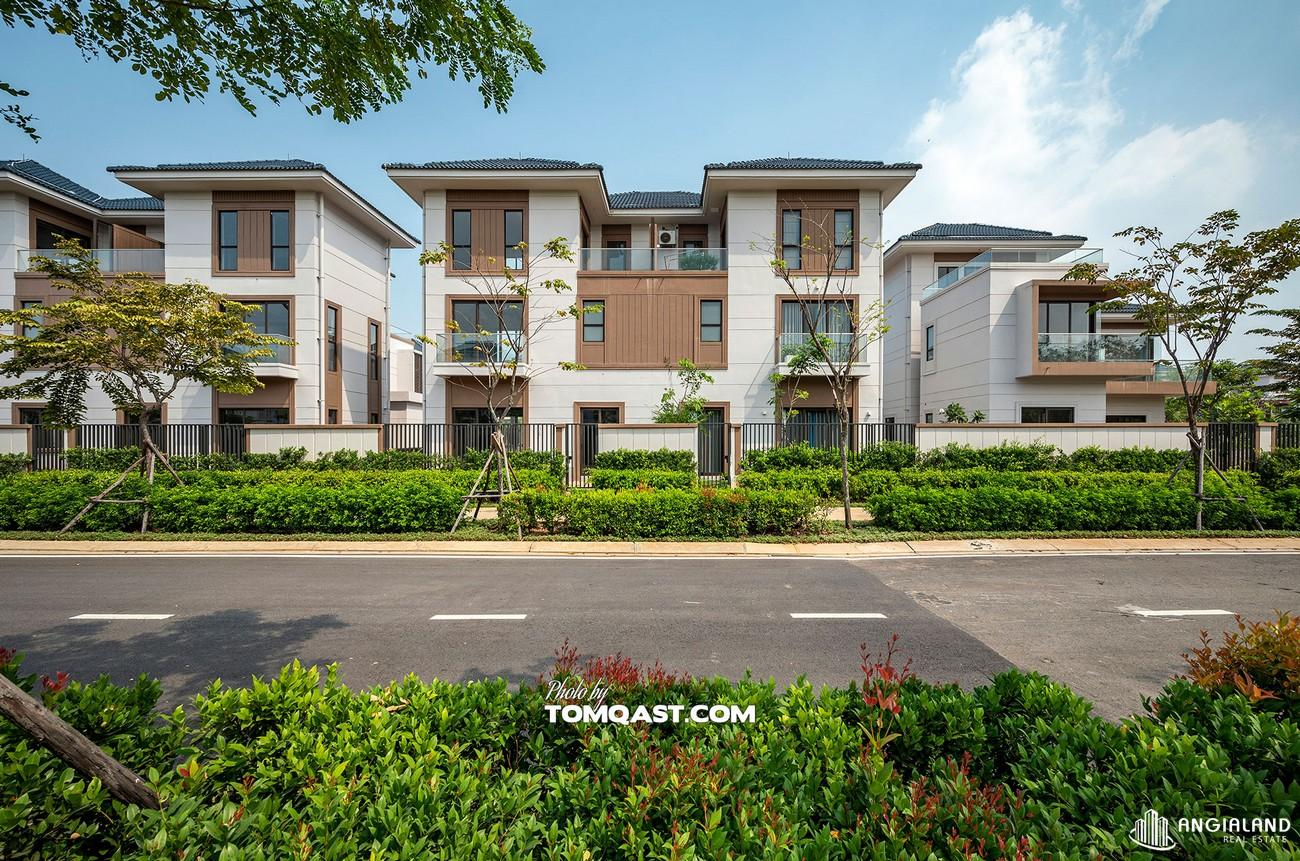 Nhà mẫu dự án Nhà Phố  Biệt Thự Swan Park Nhơn Trạch Đường Đường số 7 chủ đầu tư CFLD