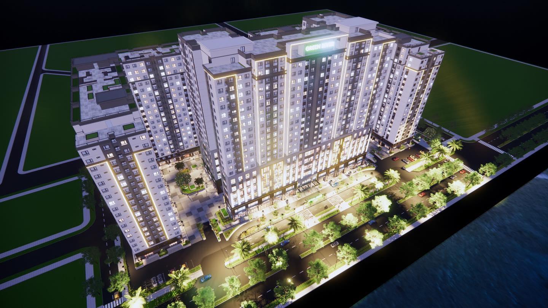 Chuyên nhận mua bán cho thuê căn hộ chung cư Green River Phạm Thế Hiển Quận 8