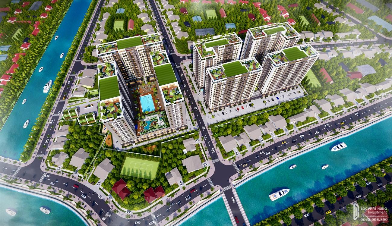 Giới thiệu tổng quan dự án nhà ở xã hội Golden City Tây Ninh