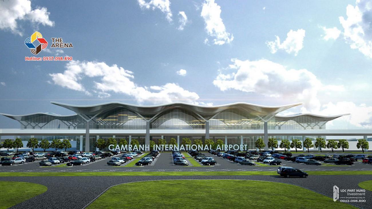 Sân bay Cam Ranh dự án the Arena Cam Ranh Khanh Hoa