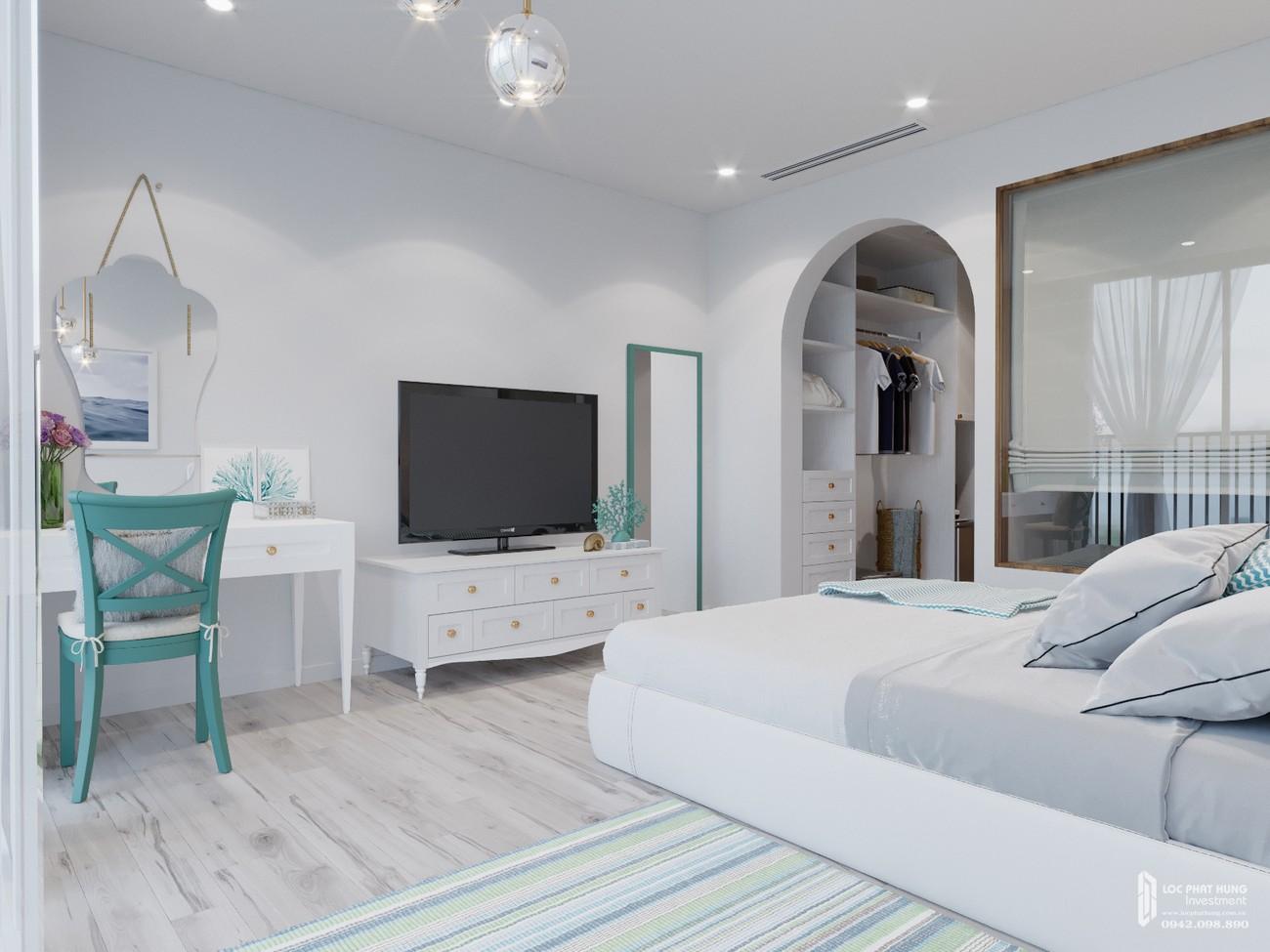 Nhà mẫu căn hộ condotel sự án Arena Cam Ranh Block SEA