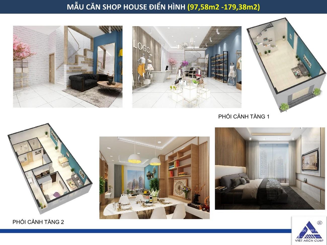 Thiết kế chi tiết dự án Golden City Tây Ninh