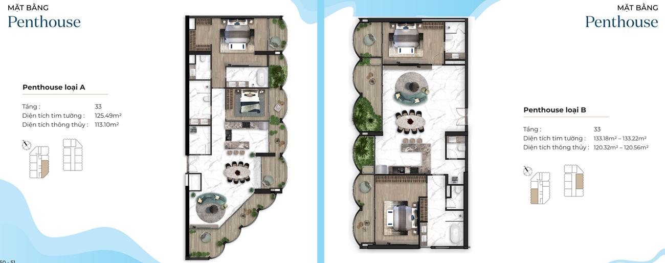 Thiết kế chi tiết căn hộ Asiana Đà Nẵng