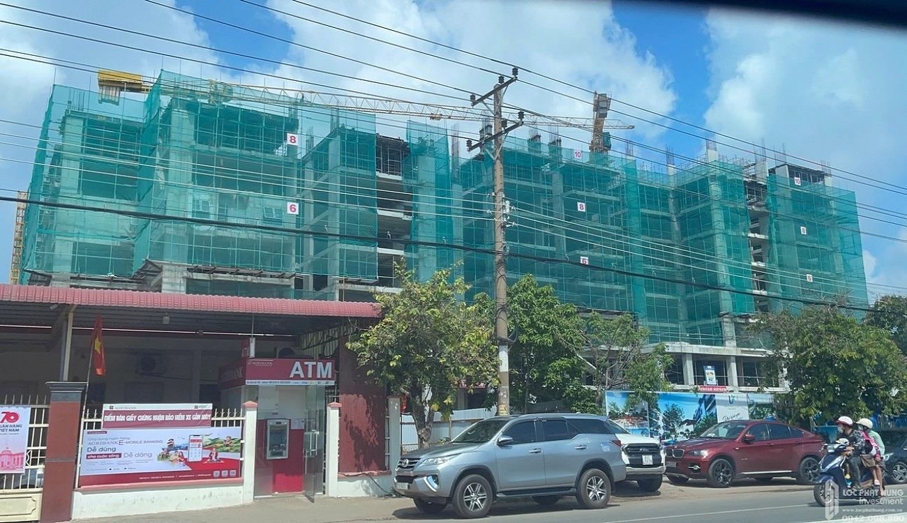 Tiến độ dự án căn hộ chung cư Unico Thăng Long Bến Cát Đường QL 13 chủ đầu tư Unico