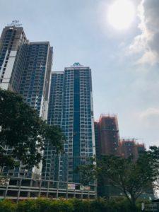Tiến độ xây dựng dự án căn hộ chung cư Eco Green Sài Gòn tháng 12/2019