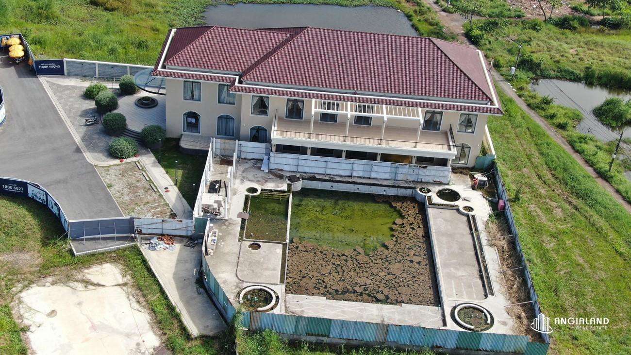 Khu Clubhouse Senturia Nam Saigon 06/2021