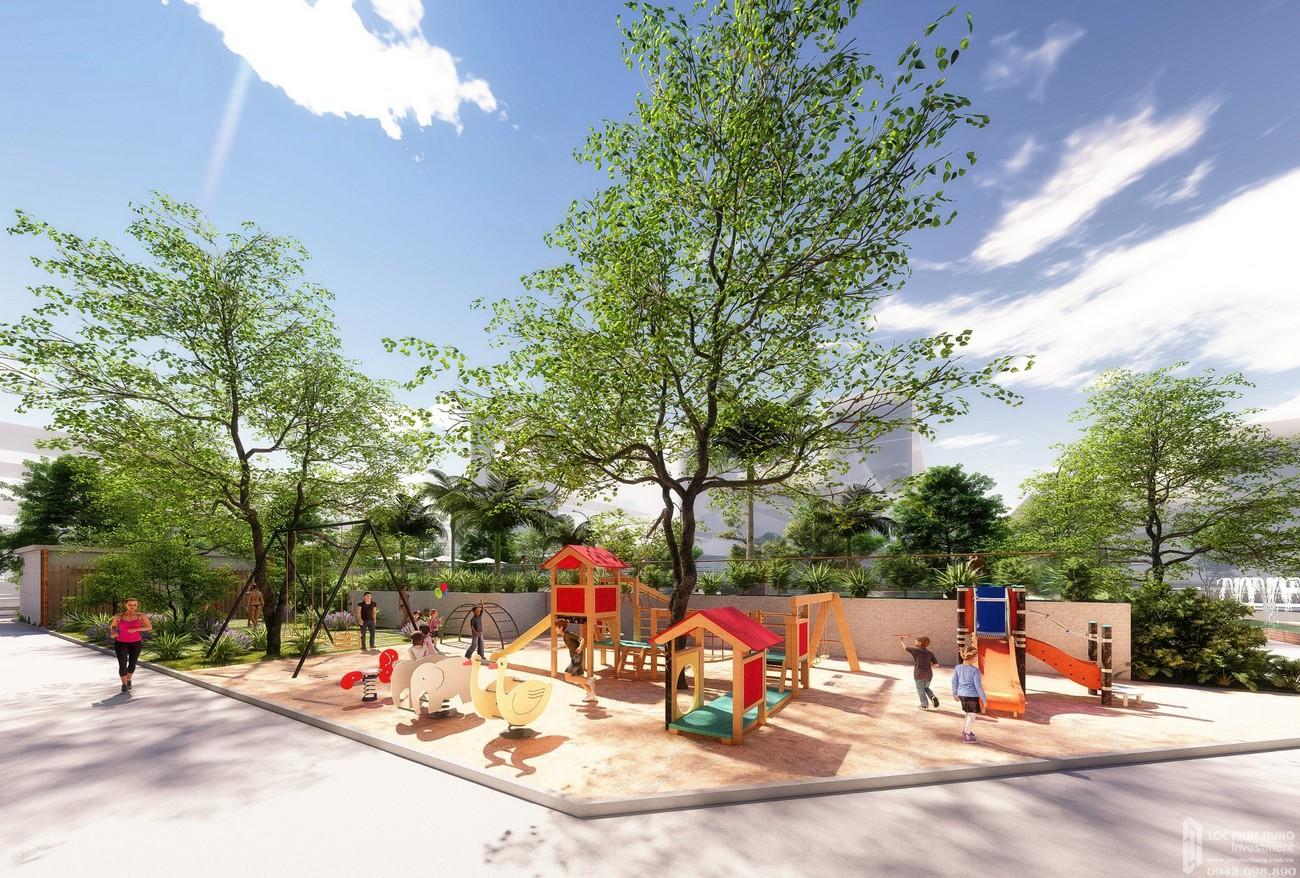 Tiện ích dự án căn hộ chung cư Unico Thăng Long Bến Cát Đường QL 13 chủ đầu tư Unico