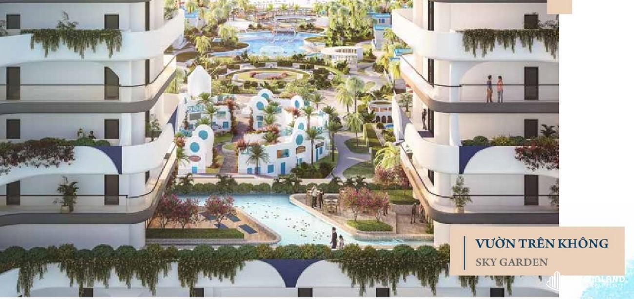 Tiện ích dự án căn hộ condotel Cam Ranh Bay Đường Nguyễn Tất Thành chủ đầu tư Việt Nhật