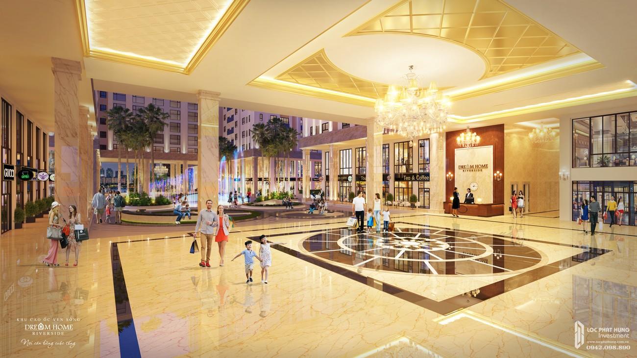 Tiện ích tại Dream Home Riverside Quận 8 Đường Nguyễn Văn Linh chủ đầu tư Công ty cổ phần Nhà Mơ