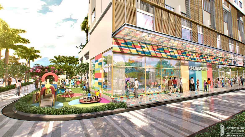 Tiện ích dự án căn hộ chung cư The PegaSuite II Quận 8 Đường Tạ Quang Vũ chủ đầu tư Phú Gia Quận 8