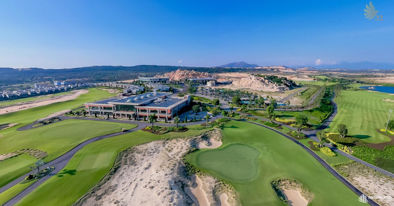 KN Golf Links dự án KN Paradise Cam Ranh đã đưa vô hoạt động