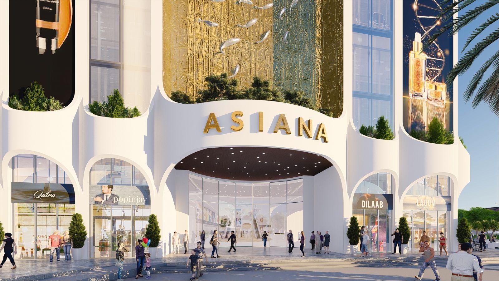 Trung tâm mua sắm Asiana Đà Nẵng