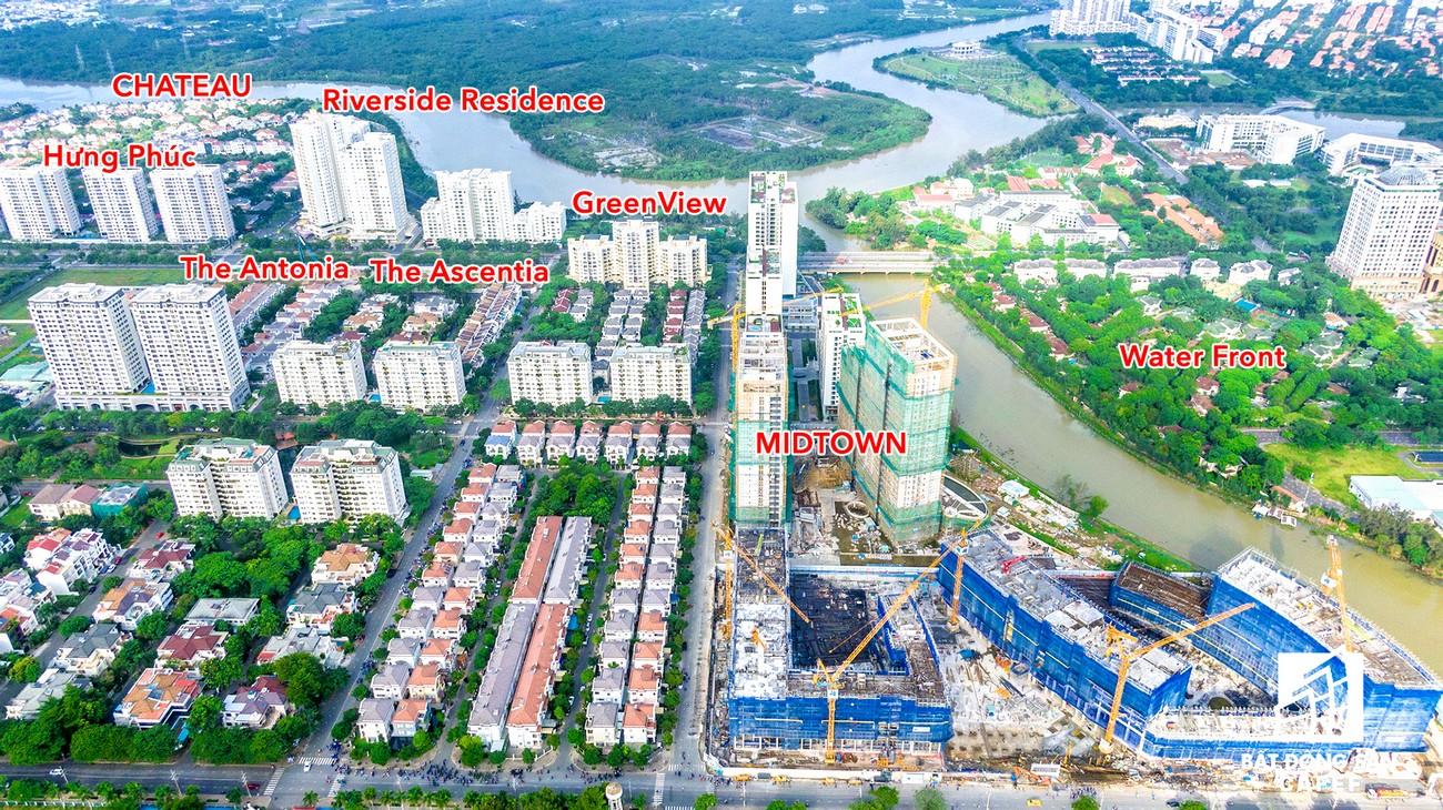 Các dự án trên trục đường Nguyễn Lương Bằng
