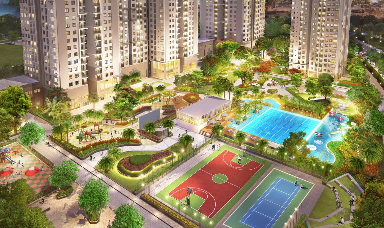 Dự án Saigon South Residence Nhà Bè