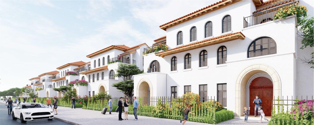 Thiết kế dự án Royal Star Lake - Monaco xa hoa tráng lệ