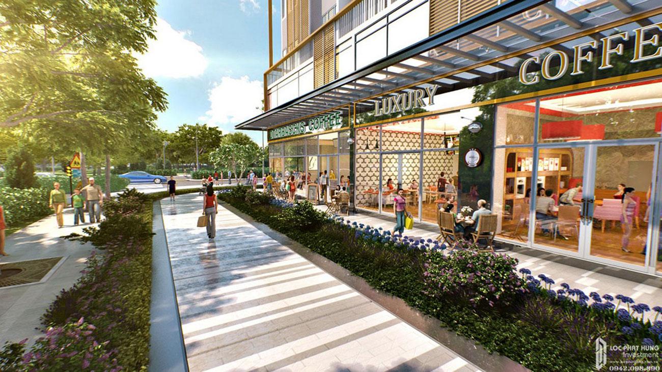 Tiện ích dự án căn hộ cao cấp Royal Park Riverside