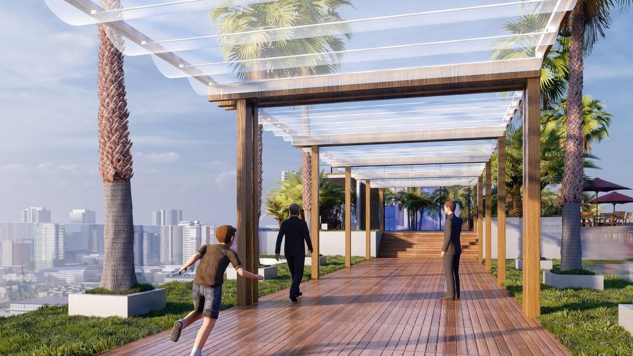 Tiện ích dự án căn hộ sunshine continental quận 10