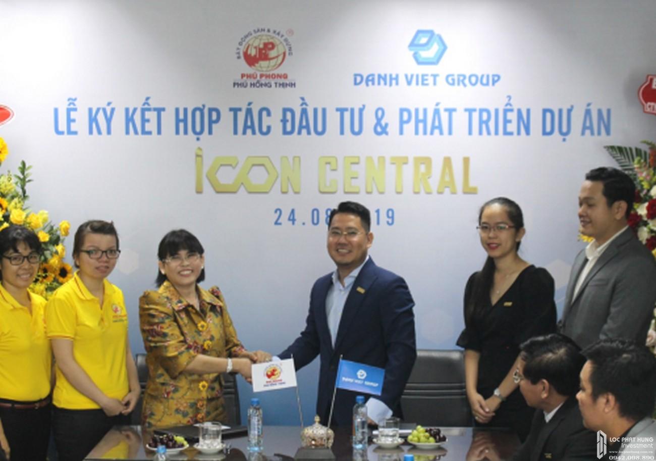 Chủ đầu tư Icon Central Dĩ An Bình Dương chủ đầu tư Phú Hồng Thịnh