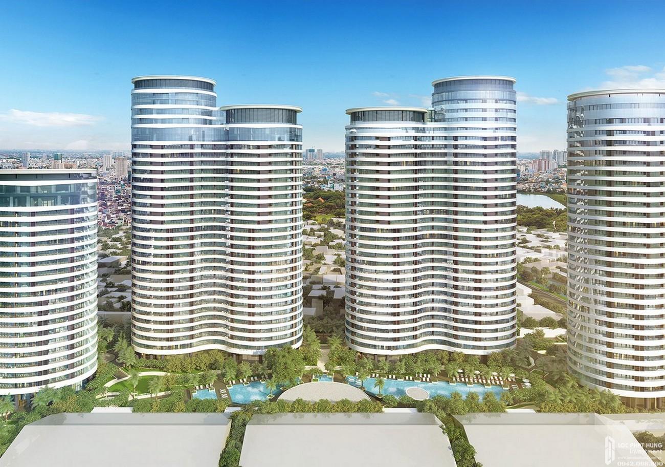Chủ đầu tư dự án căn hộ chung cư The River Thủ Thiêm Quận 2