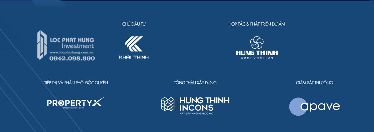 Các đối tác cùng phối hợp thực hiện dự án Q7 Sài Gòn Riverside Complex